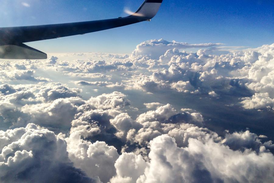 26.10. Flug von Joburg nach Cape Town