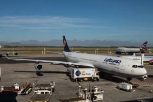 2.11. Rückflug von Cape Town (A340-300)