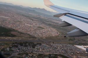2.11. Rückflug von Cape Town - Townships