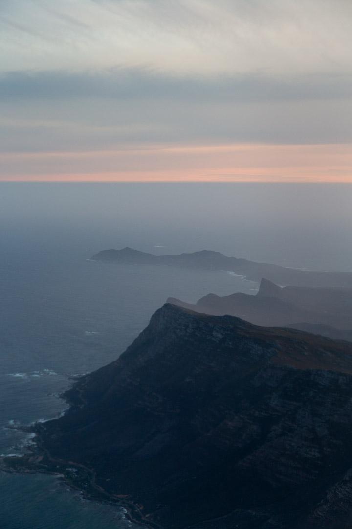2.11. Rückflug von Cape Town - Cape of Good Hope