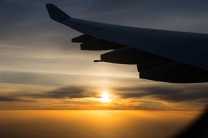 2.11. Rückflug von Cape Town - bye bye Africa
