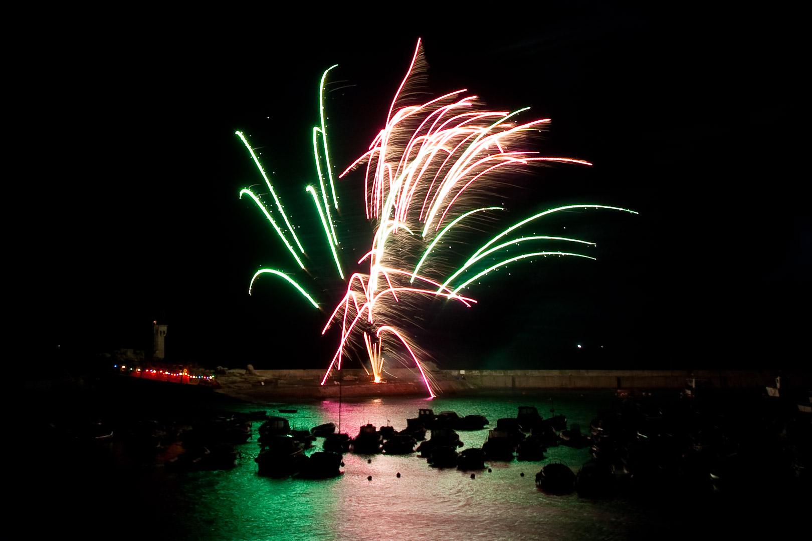14. Juli 2009: Fest zum Nationalfeiertag in Trevignon