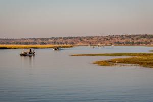 16.7. Chobe River Sunset Tour