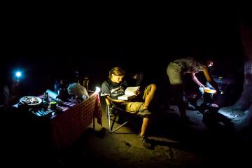 19./20.7. Bwabwata NP, Nambwa Camp