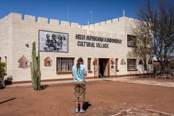 25.7. Cultural VIllage in Tsumeb