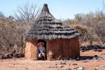 25.7. Cultural VIllage in Tsumeb: Himba