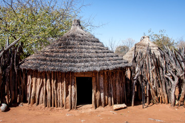 25.7. Cultural VIllage in Tsumeb: Ovambo