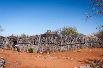 25.7. Cultural VIllage in Tsumeb: Kavango