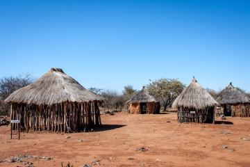 25.7. Cultural VIllage in Tsumeb: Caprivi