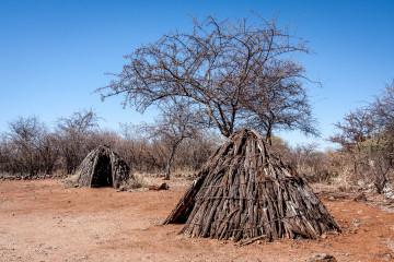 25.7. Cultural VIllage in Tsumeb: San-Buschmänner