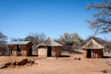 25.7. Cultural VIllage in Tsumeb: Herero