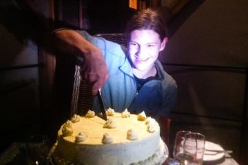 28.-30.7. Dolomite Lodge - Luis' Geburtstag :-)