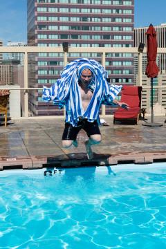9.7. Quatsch&Spaß im Rooftop Pool