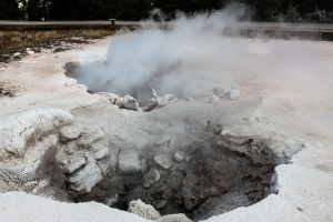 21.7. Lower Geyser Basin - Fumaroles