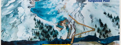 21.7. Midway Geyser Basin