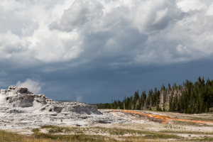 21.7. Upper Geyer Basin - Castle Geyser