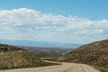23.7. Fahrt vom Grand Teton zur Flaming Gorge