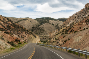 24.7. Flaming Gorge - Sheep Creek Canyon