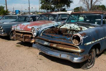 "4.8. Propane bei ""Maddox - Vintage Cars"""