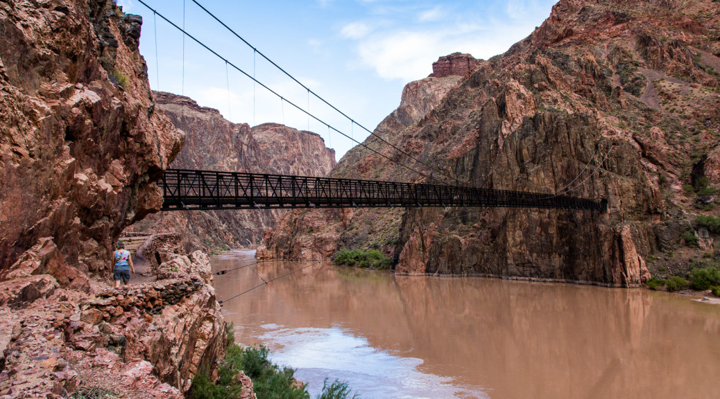 29.7. Kaibab Suspension Bridge