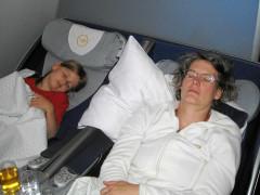29.6. Hinflug Frankfurt-Denver