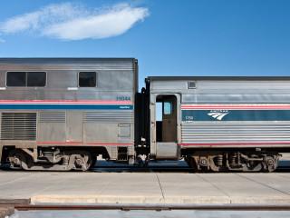 17.-20.7. Denver: Amtrak Station