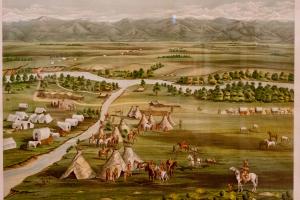 17.-20.7. Denver: vor 150 Jahren