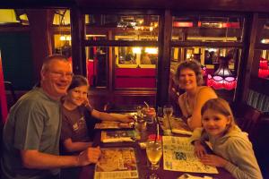 17.-20.7. Denver: Old Spaghetti House :-)