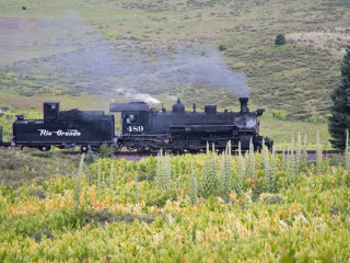 24.-25.7. Cumbres Toltec Railroad