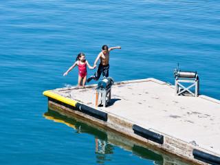 26./27.7. Abiquiu Lake