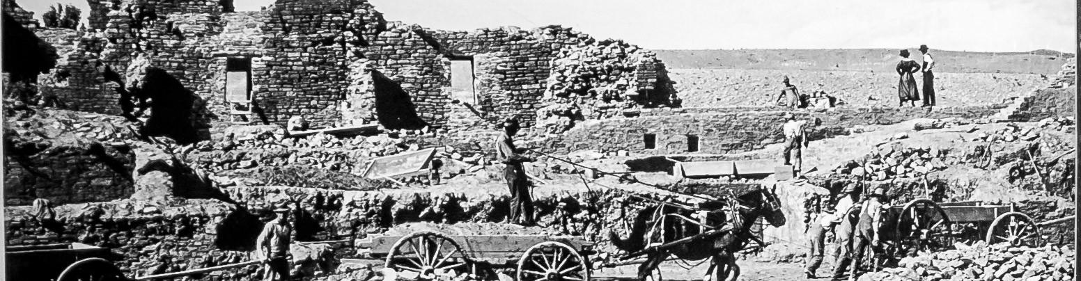 30.7. - Aztec Ruins