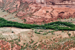 1.-2.8. - Canyon de Chelly