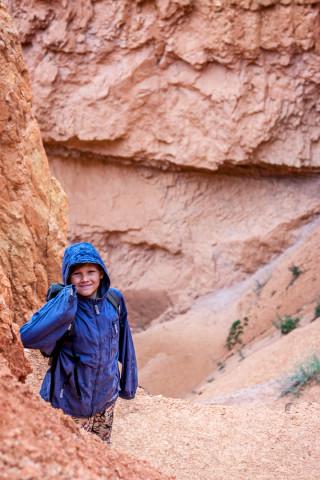 8.8. Bryce - Navajo Trail
