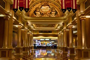 11.-13.6. Las Vegas - Shopping-Wunderwelt Venetian