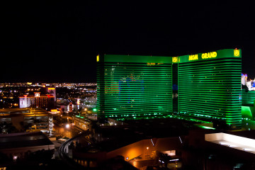 11.-13.6. Las Vegas - MGM by night