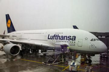 "8.7. Hinreise - ""unser A380"""
