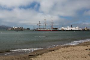 8.-11.7. San Francisco - Maritime Museum