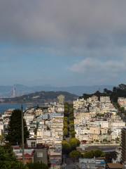 8.-11.7. San Francisco - Lombard Street