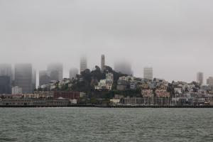 8.-11.7. San Francisco - Coit Tower