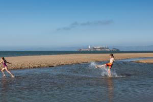 8.-11.7. San Francisco - Baden & Alcatraz