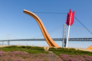 8.-11.7. San Francisco - Bay Bridge