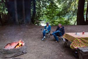 12.-13.7. Gualala River Redwood Park