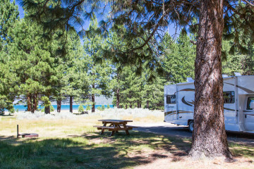 20.-22.7. Eagle Lake - Merrill Campground