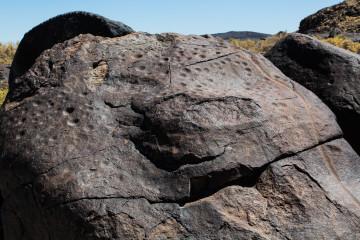22.7. Petroglyphs, Grimes Point bei Fallon
