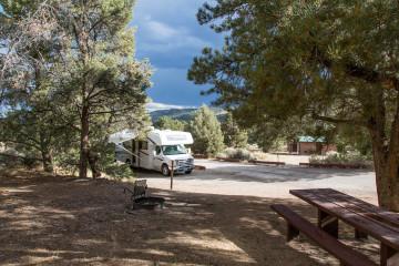 22.7. Bob Scott Campground, Toiyabe NF, Nevada
