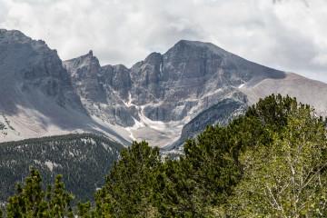23.-25.7. Great Basin NP - Whealer Peak