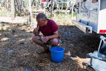 23.-25.7. Great Basin NP - kein Wasser mehr im Tank.