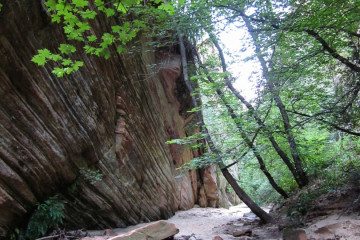 3.8. Zion - Hidden Canyon Trail
