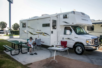 2.7. Oasis RV Resort, Las Vegas