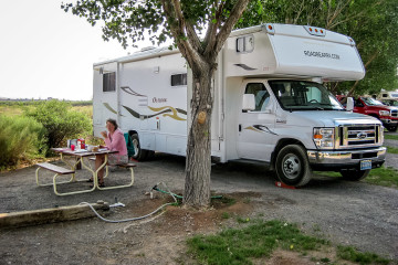 9.-11.7.: 1000-Lakes Campground, Torrey
